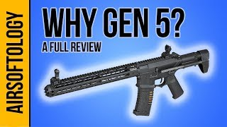 Why is the Gen5 Ares AM-016 Better? | Airsoftology Review