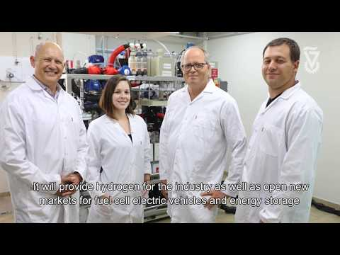 Hydrogen Fuel of the Future from Technion