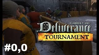 Kingdome Come Deliverance – das TOURNAMENT starten