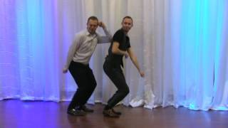 Michael & Tyler - First Dance - Lessons at DF Dance Studio