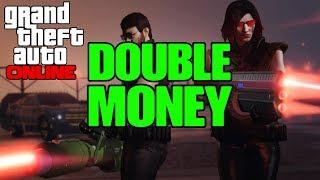 GTA ONLINE DOUBLE MONEY