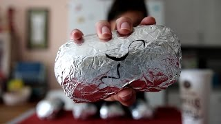 5 Chipotle Burritos (& a Diet Coke)