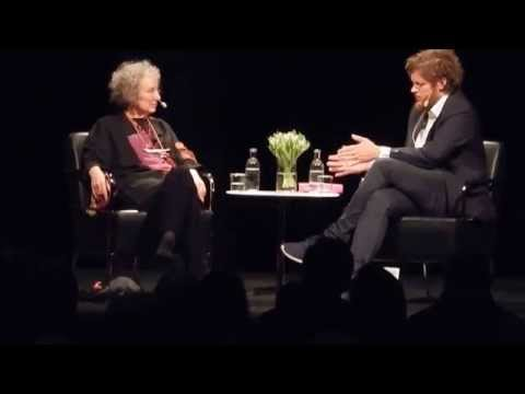 Margaret Atwood on inspiration, Comic-Con, growing up, The Handmaid