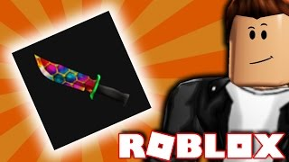 HOW TO GET THE NEW EASTER KNIFE IN ROBLOX ASSASSIN!! (All Easter Egg Locations!)