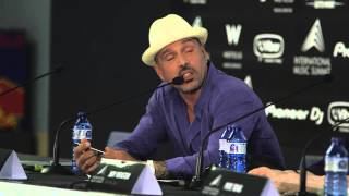 IMS Ibiza 2015 - David Morales & Judy Weinstein keynote interview