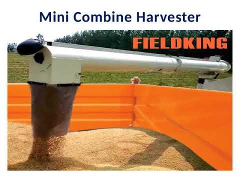 Fieldking – Best Combine Harvester
