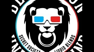 Blurred Vision by Blind Lion (E-Juice review)
