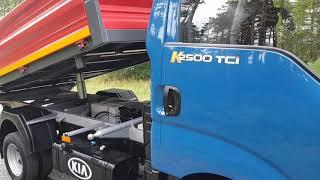 Kia K2500 3-stronny wywrot