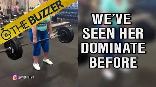 79-year-old Shirley is now a deadlift national champion  | @TheBuzzer | FOX SPORTS