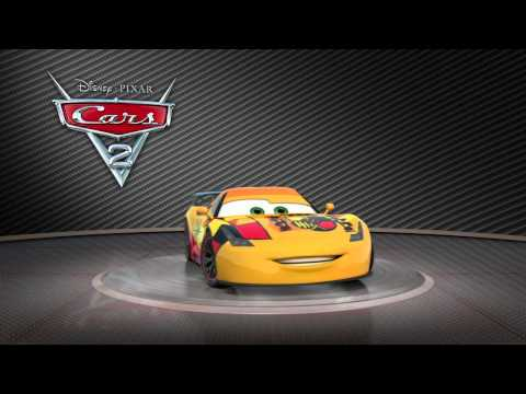 """Cars 2: Turntable """"Miguel Camino"""""""