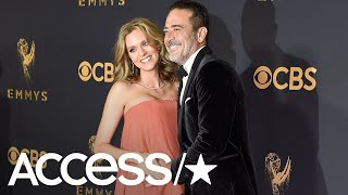 Jeffrey Dean Morgan & Hilarie Burton Welcome Baby No. 2 | Access