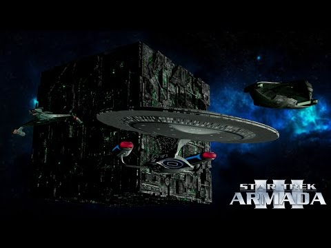 Let's Play Star Trek Armada III Mod - Borg