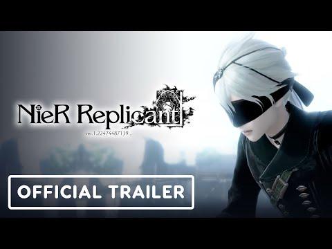 NieR Replicant ver.1.22474487139 – Official Extra Content Trailer