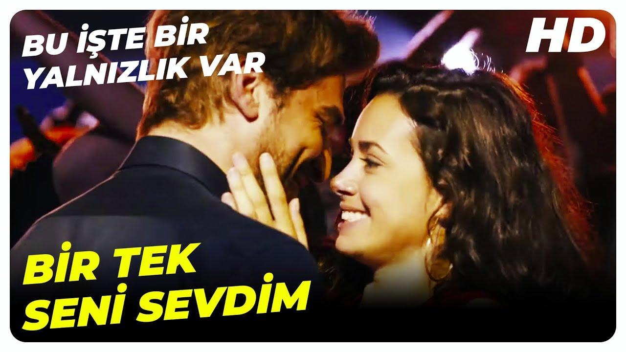 Mehmet ve  Ayşe Kavuştu | Bu İşte Bir Yalnızlık Var (FİNAL SAHNESİ) Türk Filmi