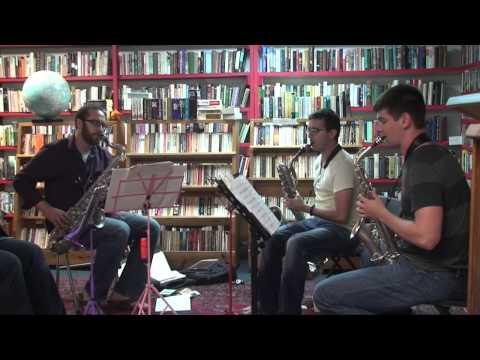 Mana Quartet at the Bookplate