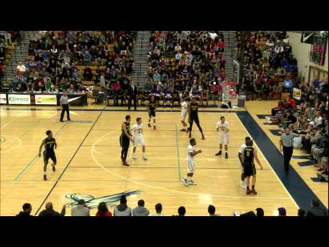 Central Catholic vs. Montverde Academy 12/29/14