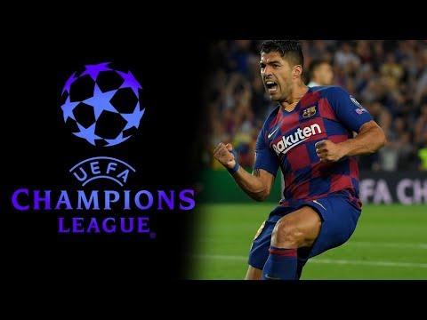 Nike Manchester City 17 18 Uefa Champions League Match Tee