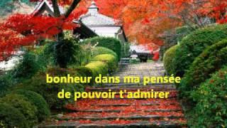 """Poème """"Reflets d"""