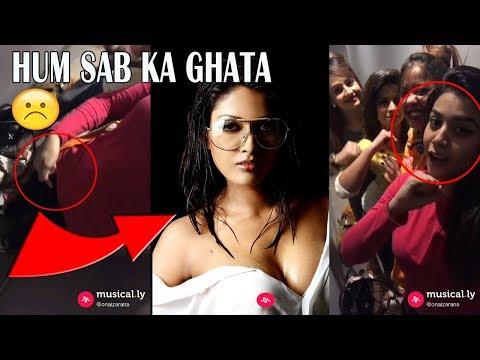 ISME TERA GHATA MERA KUCH NAHI JATA || MOST VIRAL 4 GIRLS IN MUSICALLY