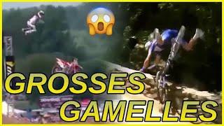 SPORT : CHUTES ET FAILS SPECTACULAIRES #1 (CYCLISME SKI MOTOCROSS AUTO ATHLÉTISME)