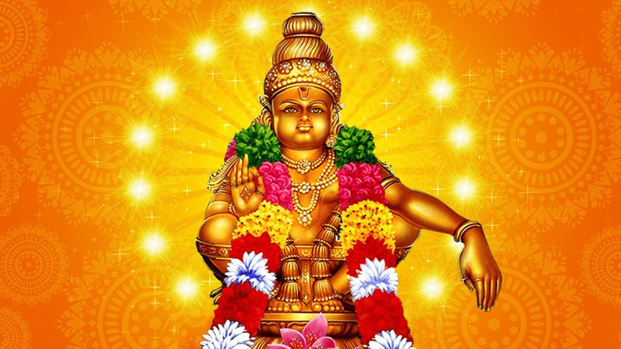 Lord Ayyappa Devotional Songs Tamil - Unni Menon - ஐயப்பன்