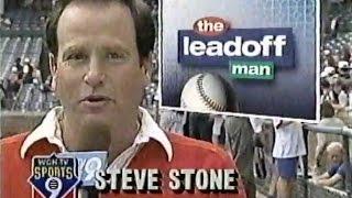 "Cubs-Pirates, Aug. 2, 1993 (""Leadoff Man,"" 1st inning)"