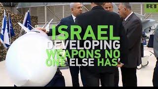 'Offensive power of Israel': Netanyahu reveals 'cutting-edge' tech
