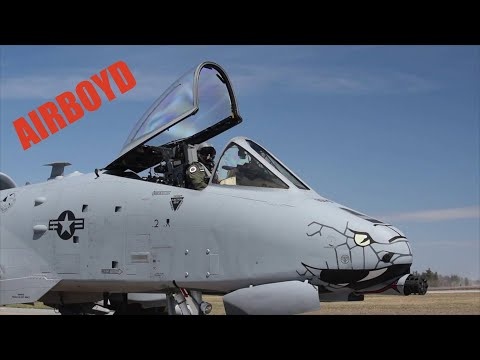 A-10 And Reaper Operations