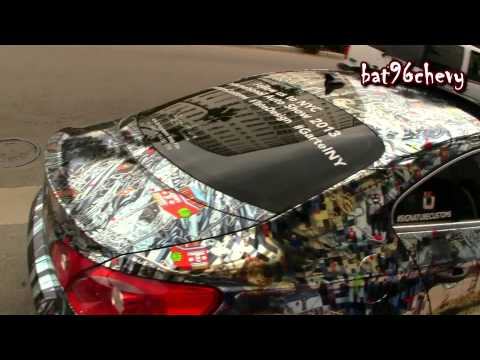 CUSTOM WRAPPED Volkswagen CC, done by Signature Customs - 1080p HD