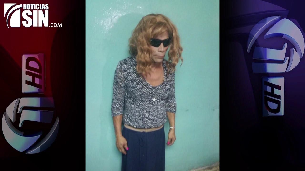 En Honduras vestido de mujer y con uñas pintadas, un reo intentó ...