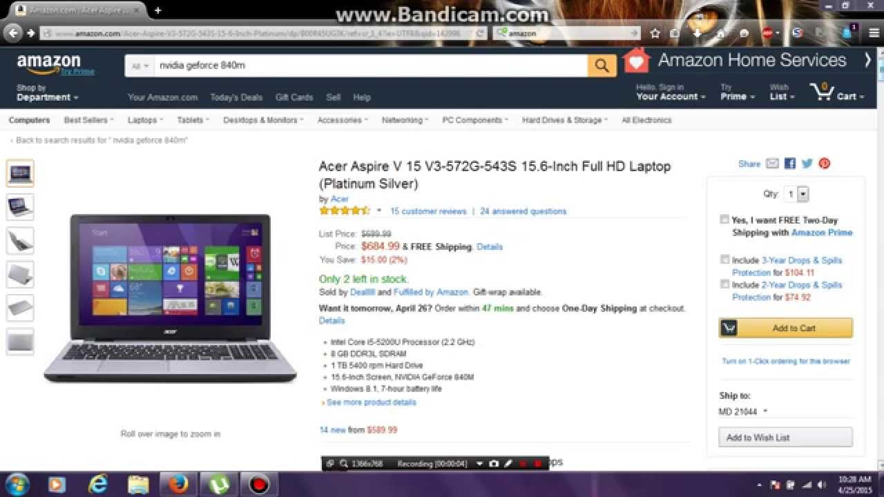 cheapest gaming laptop ever(amazon)