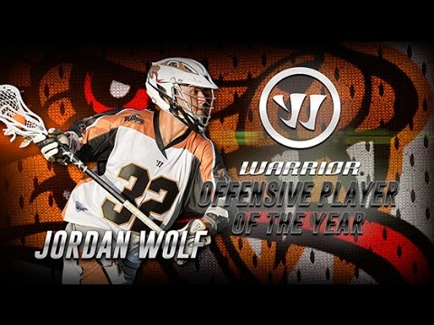 2015 Warrior Offensive Player of the Year: Jordan Wolf