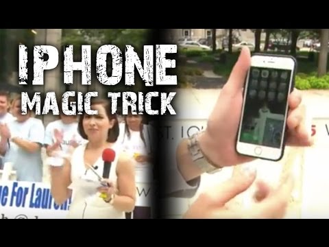 Joel Meyers: TV Interview and iPhone Card Trick