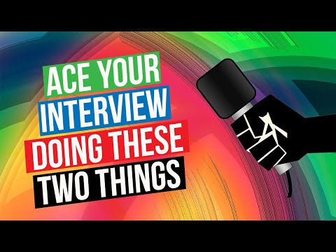 Ace your Interview Doing These two Unique Things   Best Interview Tips 2019