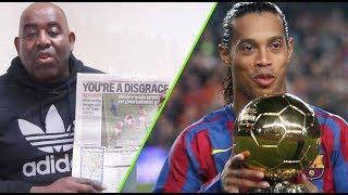 Newcastle Sale Falls Through & Ronaldinho Retires | UFF Daily