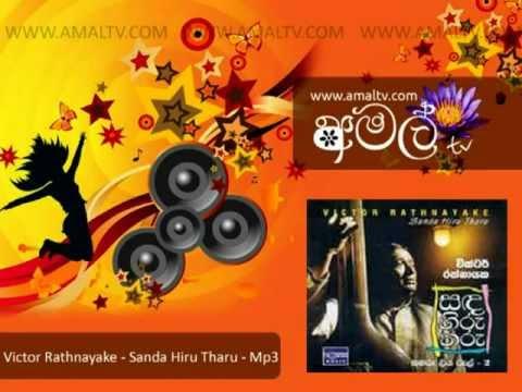 Victor Rathnayake - Sanda Hiru Tharu - Mp3 - WWW.AMALTV.COM