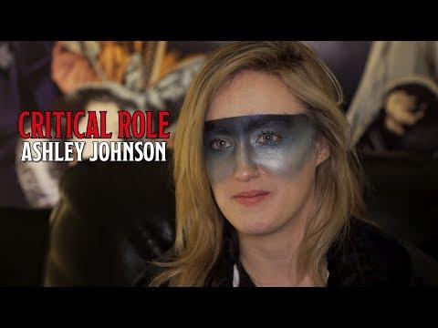 Critical Role's Ashley Johnson on Pike and Yasha