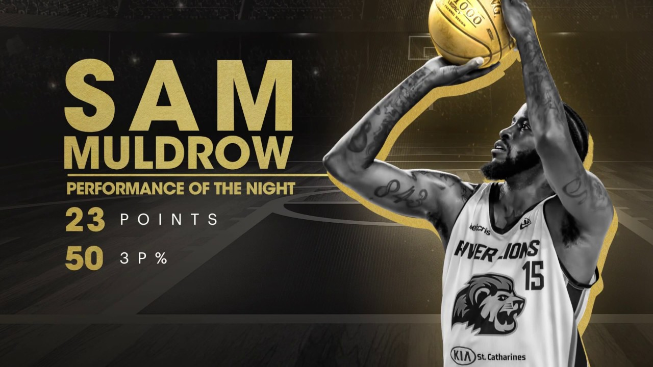 Sam Muldrow | 23 Points | August 8 Performance of the Night - YouTube