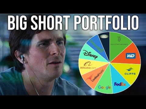 Michael Burry Predicts Another Market Crash. Here's His Full Stock Portfolio