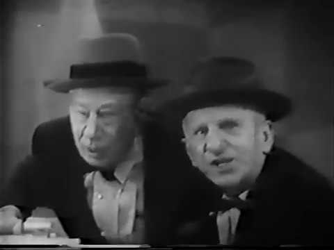 Bert Lahr, Jimmy Durante--You've Gotta Keep On Trying, 1957 TV, Tyrone Power