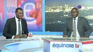 JOURNAL BILINGUE  20H DU DIMANCHE 16 DÉCEMBRE 2018 EQUINOXE TV