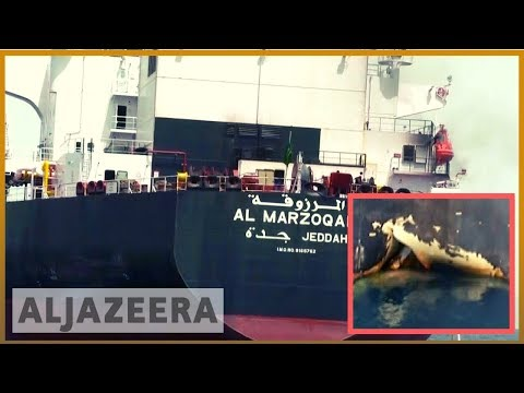 🇦🇪 🇮🇷 Initial US investigation blames Iran for UAE ship attacks | Al Jazeera English