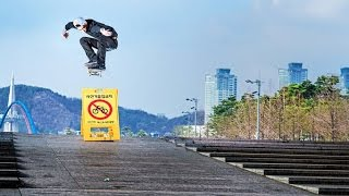Seoul Searching for Skate Spots | Journey with Choi: Chapter 2