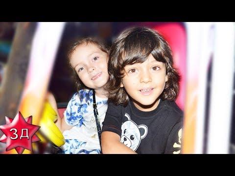 New! ДЕТИ ФИЛИППА КИРКОРОВА: Дети Филиппа Киркорова на гастролях в Болгарии!