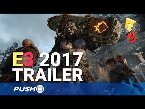 God of War PS4 Gameplay Trailer | PlayStation 4 | E3 2017