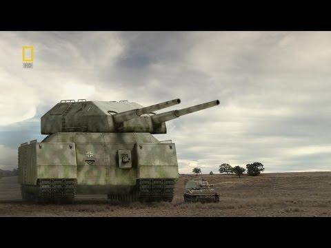 Смотреть Тайное оружие Гитлера HD