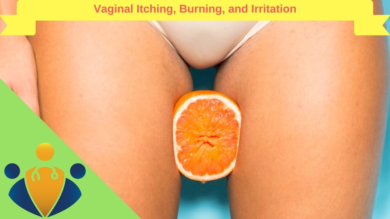 Vaginal rash itching