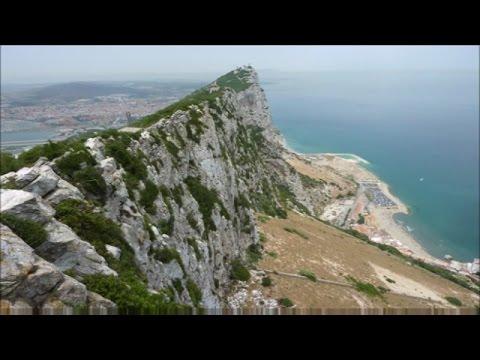 #9 Gibraltar - Rock of Gibraltar (426m)
