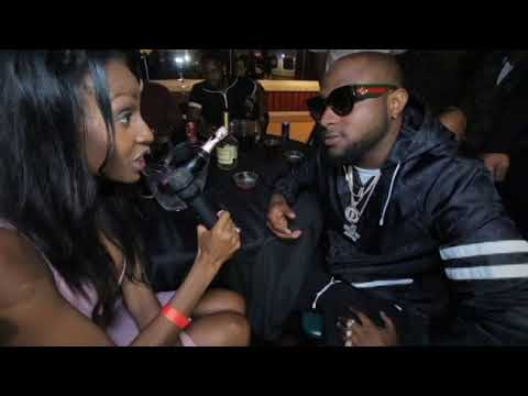 Davido in Baltimore interview