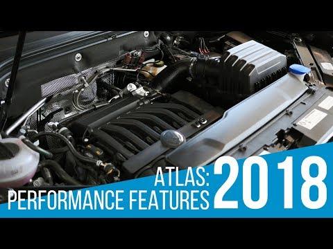 2018 Volkswagen Atlas: Performance Features